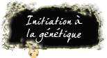 Initiation à la génétique